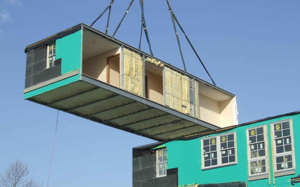 modular construction image by larsondesigngroup com this is a modular