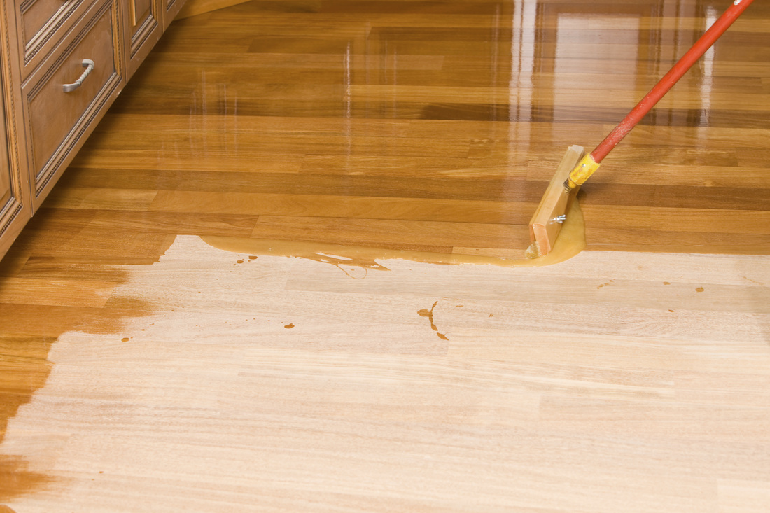 Refinishing Wood Floors Without Sanding