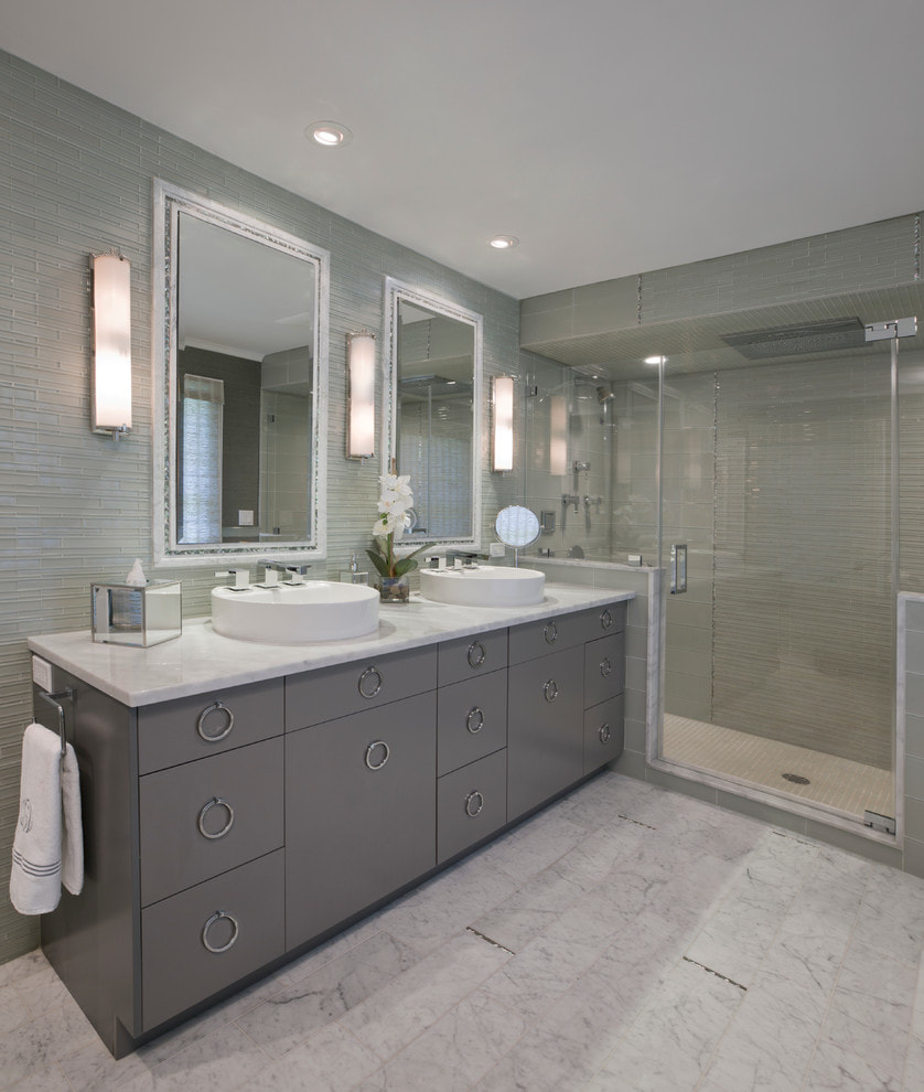 Bathroom Vanity Lighting Concept For Modern Houses: Consider These 50 Things For Your Electrical And Lighting Plan— BYHYU 125