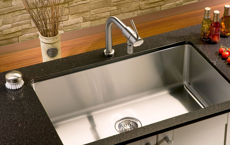 Choosing the Right Kitchen Sink-- There\'s More To It Than You Think ...